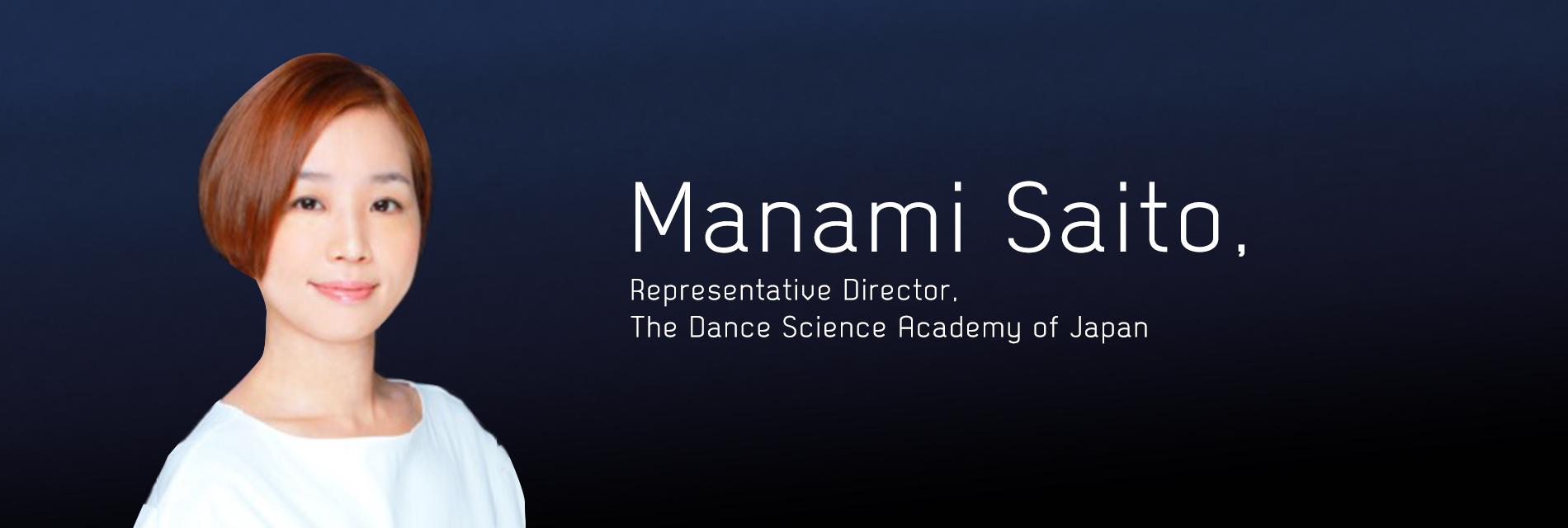 Manami Saito , Representative Director